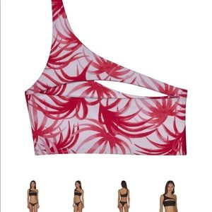 Mikoh bathing suit top Kaila style